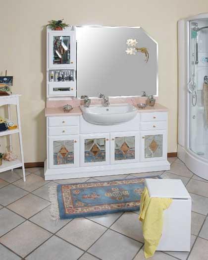 mobili da bagno laccati | arredo bagno - Arredo Bagno Caravaggio